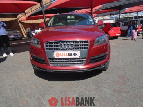 Used audi q7 for sale in johannesburg 8