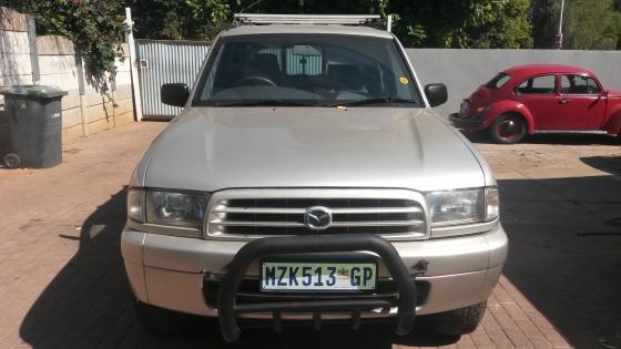 Mazda Drifter Edge B2600i Double Cab Pretoria North