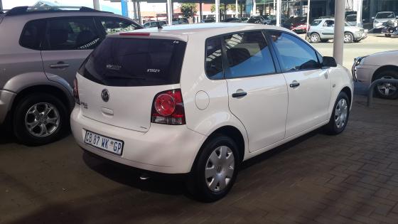 Vw polo vivo trendline 2012 soweto volkswagen for Polo 7 interieur trendline