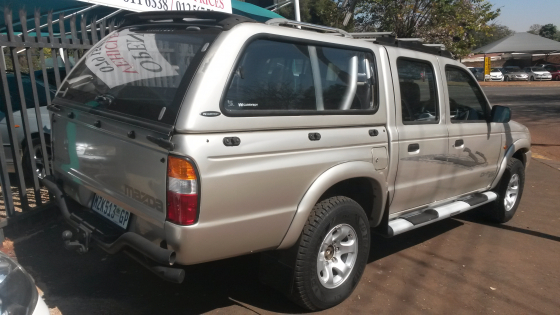 Mazda Drifter Edge B2600i Double Cab Pretoria North