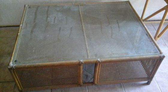 Cane coffee table for sale other furniture 63761820 for Coffee tables port elizabeth