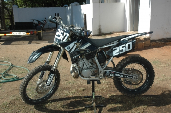 Yamaha 2010 yz250 2 stroke for sale motorcycling and for Yamaha north county