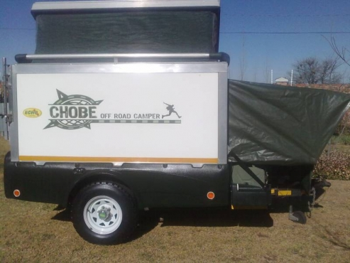 Cool Jurgens Explorer 2010 Model Off Road Caravan  East Rand  Caravans