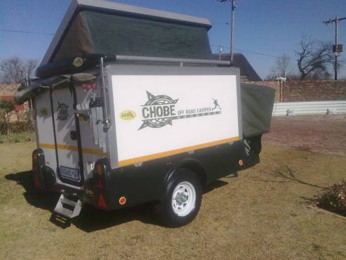 Luxury Afrispoor Buffel OffRoad Caravan  Centurion  Caravans And Campers
