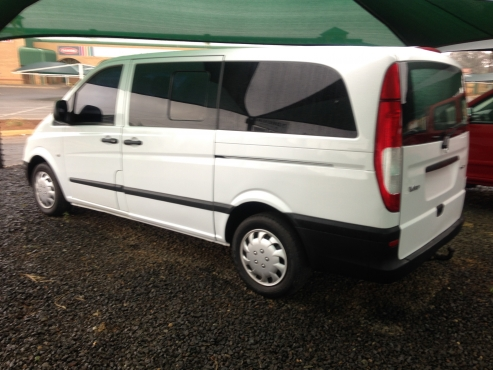 Mercedes benz 115 cdi vito 8 seater mercedes benz for Mercedes benz two seater