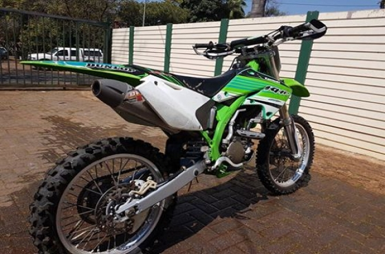 Kawasaki Kxfor Sale South Africa