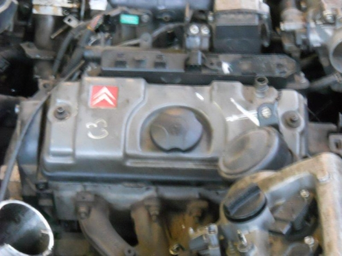 Excellent Condition Citroen C3 Engine- Spares656 New & Used Spares