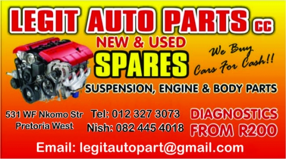 Specialists in suspension, engine and body parts for Mercedez-Benz, VW, Audi and Toyota