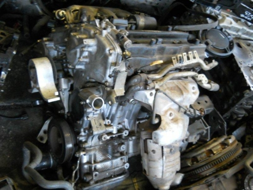 Excellent Condition Nissan Murano Engine- Spares656 New & Used Spares