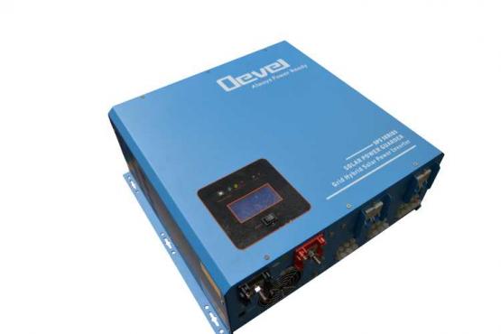 4kw 48v Devel Hybrid Inverter With Built In 60amp