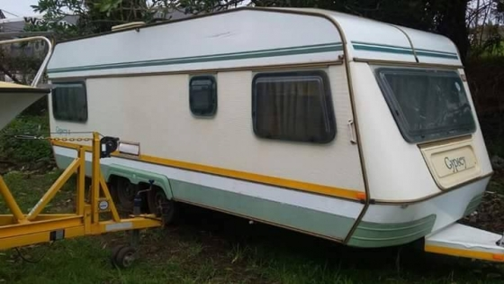 Fantastic Sprite Sport Caravan For Sale