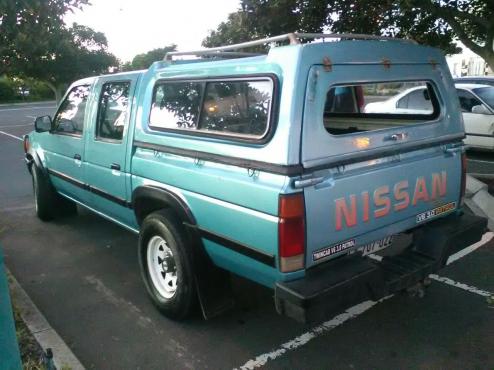 1995 nissan hardbody double cab 3 0 4x4 for sale r40000 milnerton nissan 64093866 junk. Black Bedroom Furniture Sets. Home Design Ideas