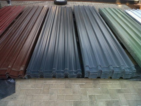 Factory Price Ibr Corrugated And Chromadeck Sheets For