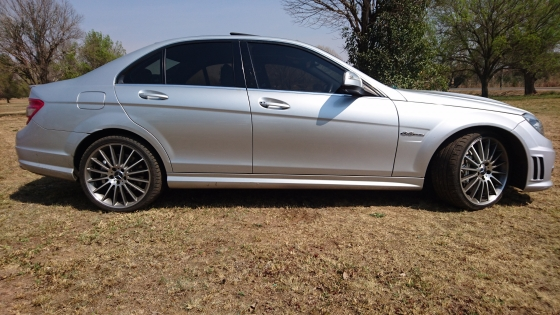 2009 mercedes benz c63 amg for sale mercedes benz for Mercedes benz 2009 for sale