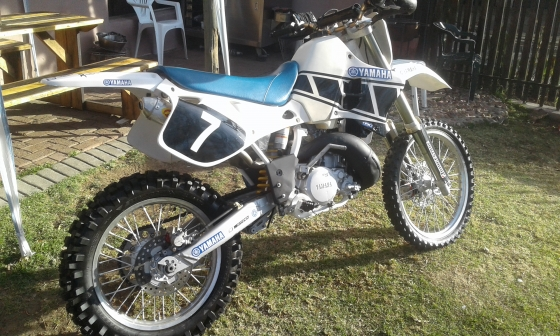 Yamaha Wr250Z 1994 2 Stroke | | Motorcycling and Scooters ...