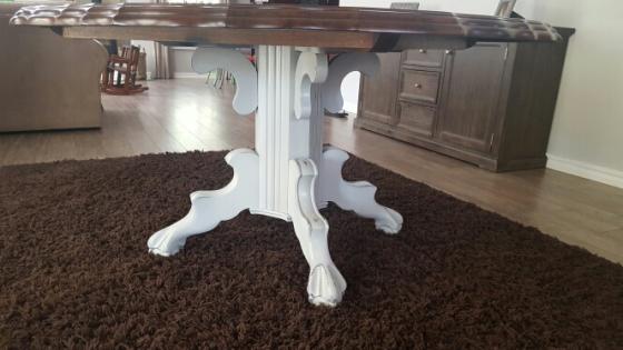 Solid Imbuia Wood Dining Room Table For Sale Pretoria East Diningroom Fu
