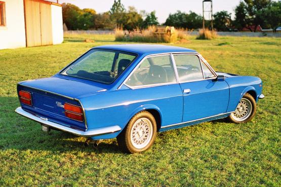 Fiat 124 1600 sport coup bc sandton classic cars 63915404 junk mail classifieds - Fiat 124 coupe sport fiche technique ...