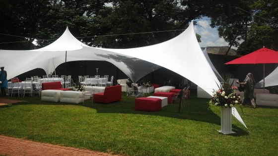 Best Prices On Stretch Tents And Chairs For Hire Soweto Catering Equip