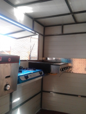 Mobile kitchen for sale pretoria city trailers for Kitchens pretoria