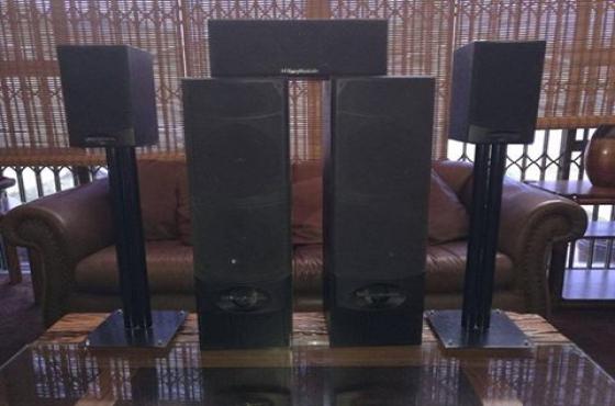 wharfedale valdus surround sound speaker system stellenbosch music centres 63930606 junk. Black Bedroom Furniture Sets. Home Design Ideas