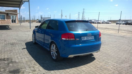 accident damaged 2007 audi s3 for sale audi 65174648 junk mail classifieds. Black Bedroom Furniture Sets. Home Design Ideas