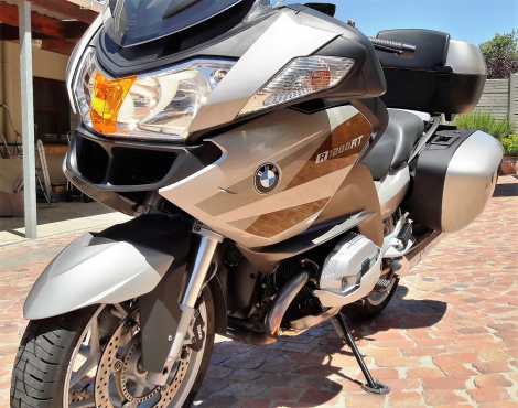 Bmw R1200rt 2012 Immaculate Northern Suburbs