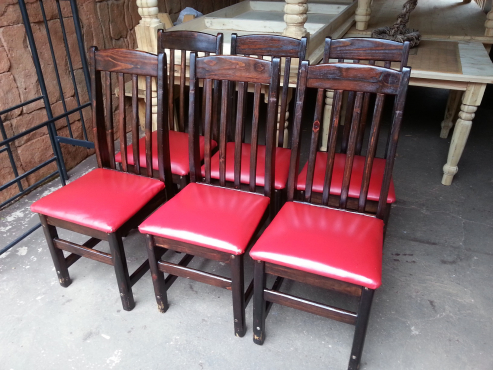 Pine Dining Room Chairs Each