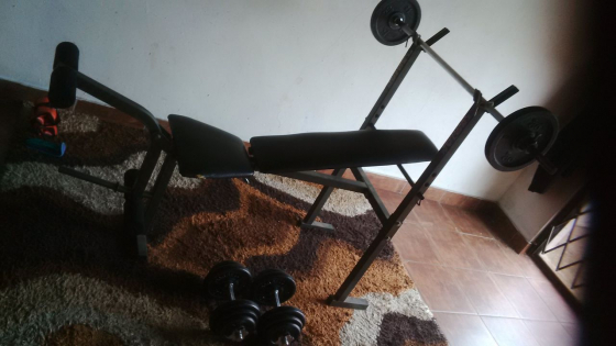 Home gym east rand fitness  junk mail