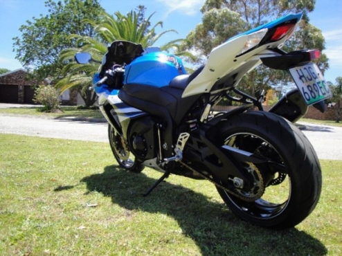 Suzuki Gsxr  For Sale Western Cape