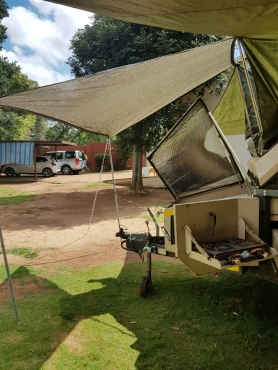 Popular Campingquad Bike Trailer For Sale  Durban  Trailers  Junk Mail