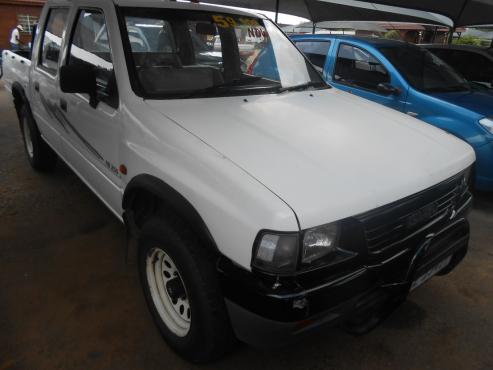 1997 Isuzu Kb 250 Diesel Manual | Pretoria North | Bakkies ...