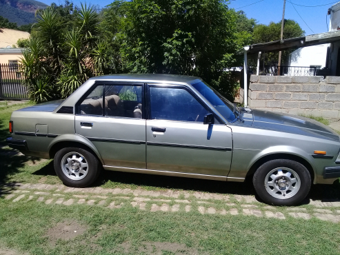 toyota corolla for sale toyota 65238750 junk mail classifieds. Black Bedroom Furniture Sets. Home Design Ideas