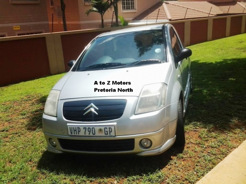 2006 citroen c2 1 4i vtr hatchback with the following km 39 s 133195 pretoria north citroen. Black Bedroom Furniture Sets. Home Design Ideas