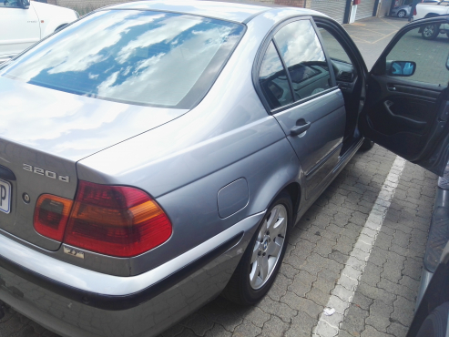 bmw 320d 2003 pretoria north bmw 65234428 junk mail classifieds. Black Bedroom Furniture Sets. Home Design Ideas
