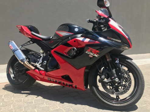 suzuki gsxr 1000 k5 midrand motorcycling and scooters. Black Bedroom Furniture Sets. Home Design Ideas