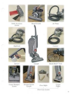 Kirby Vacuum Carpet Cleaner Sale Repair Extras