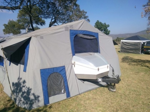 Unique Jurgens Xt 140 Camping Trailer For Sale  Southern Suburbs