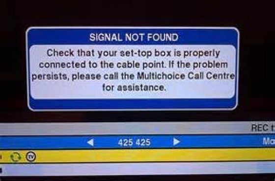 Signal Problems 0721880151 Dstv Upgrades Extra View