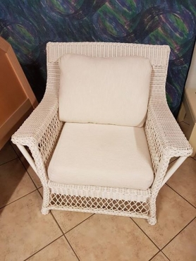 Plastic Patio Cane Chair Other Furniture 65080856 Junk Mail Classifieds