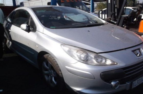 Peugeot 407 Pretoria City Spares And Accessories