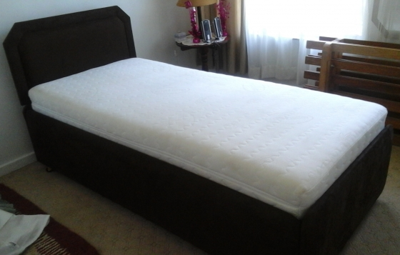 Pristine second hand adjust4sleep therapeutic bed for sale for Second hand bedroom furniture