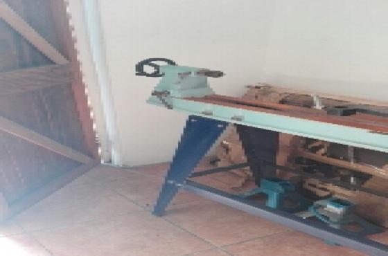 Perfect Archive Austro WoodworkingTC 1200 Copy Lathe Milnerton