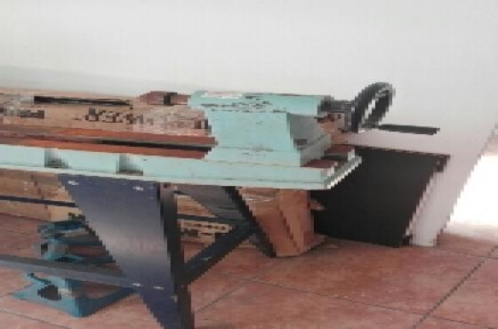 Luxury Bosch Combination Woodworking Machine  West Rand