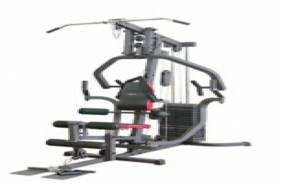 Trojan power stack home gym fitness