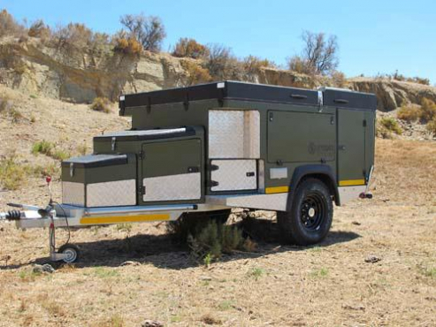 Model Echo 4 4x4 Offroad Camping Trailer For Sale In Paarl Western Cape