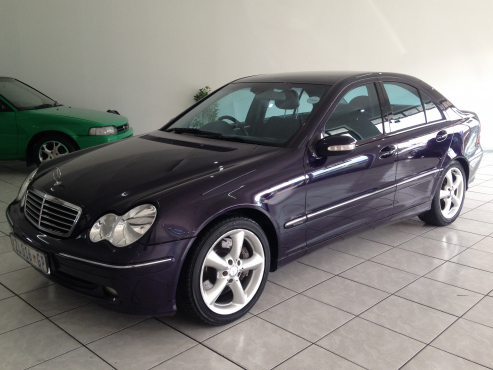2004 mercedes benz c200 kompressor east rand mercedes. Black Bedroom Furniture Sets. Home Design Ideas