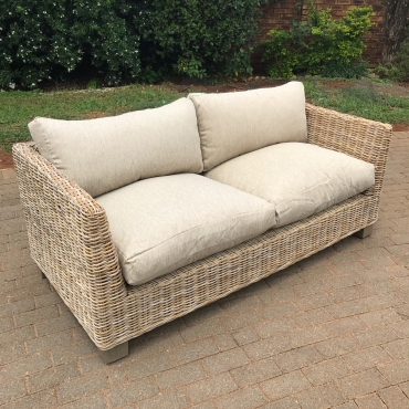 Couches and chairs wicker for sale excellent condition for Couches and sofas in pretoria
