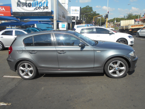 2009 bmw 1 series 116i 5 door for r115000 central bmw 65314374 junk mail classifieds. Black Bedroom Furniture Sets. Home Design Ideas