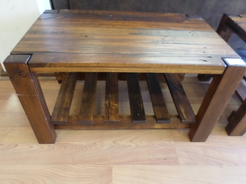 Small Wooden Coffee Table Milnerton Lounge Furniture 65322688 Junk Mail Classifieds
