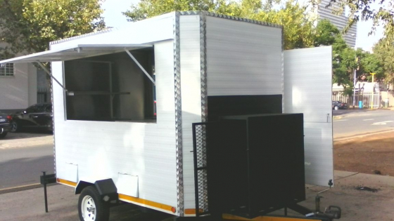 Mobile Food Warmers ~ Mobile food warmers pretoria city trailers